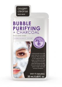 Skin Republic Bubble Purifying + Charcoal 20ml